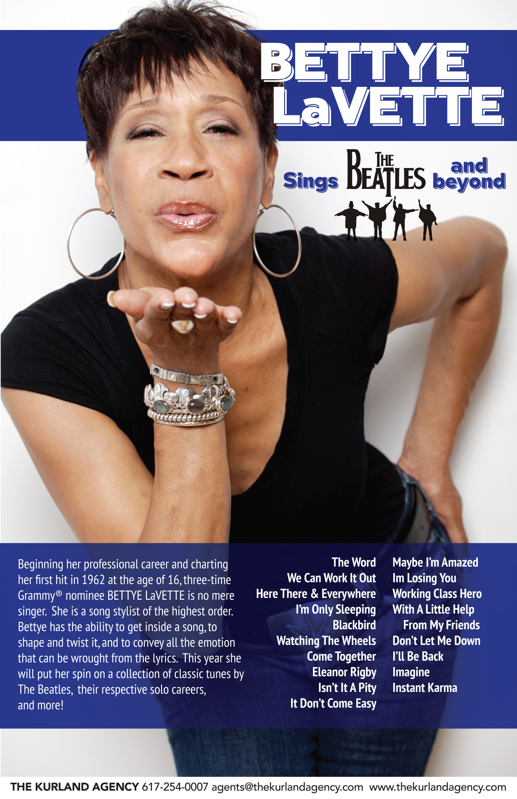 Bettye LaVette Sings The Beatles And Beyond
